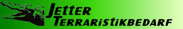Jetter Terraristikbedarf-Logo