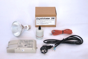 Lightstorm 35 Watt Komplett Set